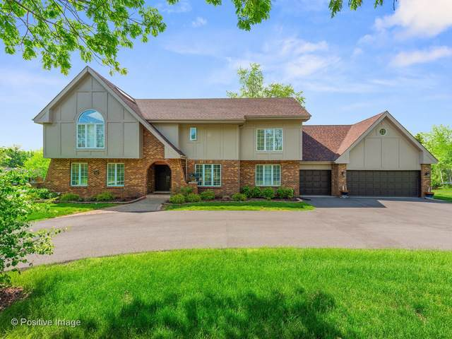 10S420 Glenn Drive, Burr Ridge, IL 60527 (MLS #10492926) :: Berkshire Hathaway HomeServices Snyder Real Estate