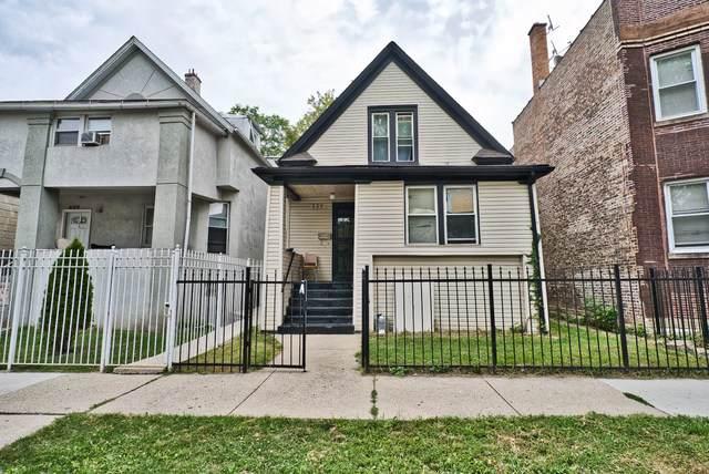 605 N Lockwood Avenue, Chicago, IL 60644 (MLS #10492934) :: John Lyons Real Estate