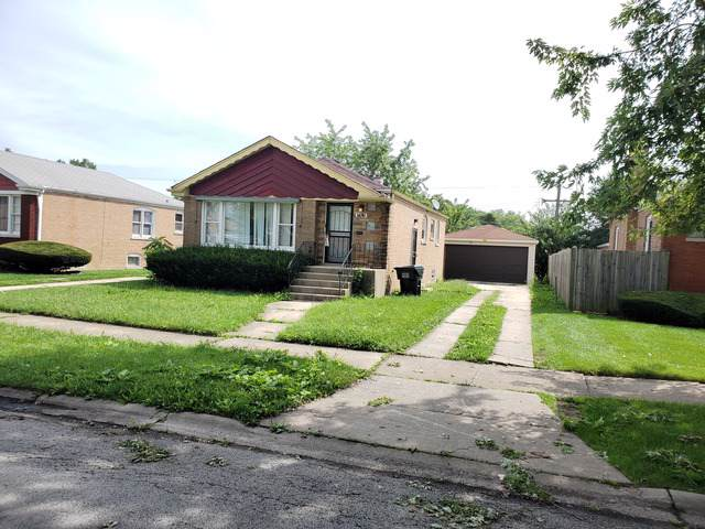 14741 La Salle Street, Dolton, IL 60419 (MLS #10492948) :: Angela Walker Homes Real Estate Group