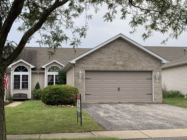 4314 River Glen Drive, Joliet, IL 60431 (MLS #10492973) :: Ani Real Estate