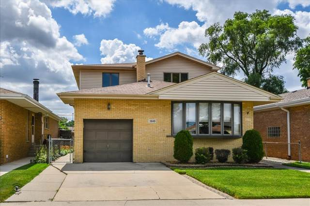 3649 W 114th Place, Chicago, IL 60655 (MLS #10492987) :: Angela Walker Homes Real Estate Group
