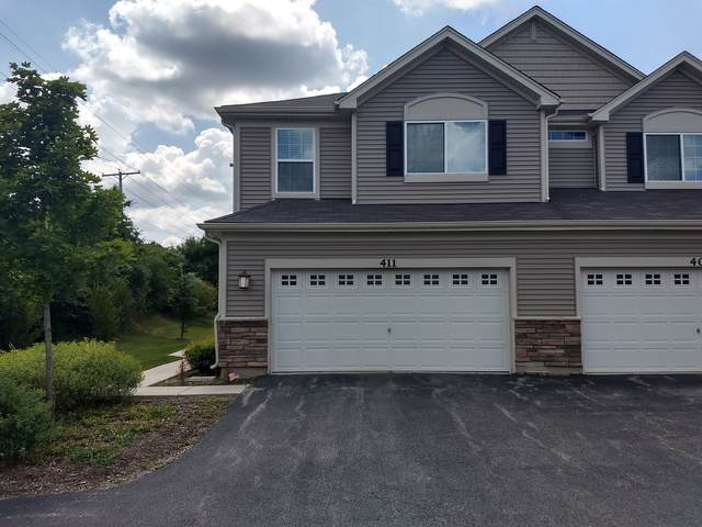 411 S Jade Lane, Round Lake, IL 60073 (MLS #10493012) :: Baz Realty Network | Keller Williams Elite