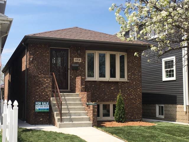 11154 S Albany Avenue, Chicago, IL 60655 (MLS #10493020) :: Angela Walker Homes Real Estate Group