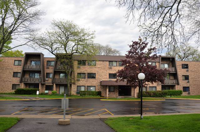 2604 N Windsor Drive #203, Arlington Heights, IL 60004 (MLS #10493026) :: John Lyons Real Estate