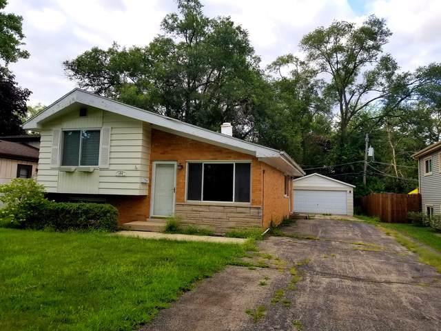 408 Elm Street, Glen Ellyn, IL 60137 (MLS #10493034) :: John Lyons Real Estate