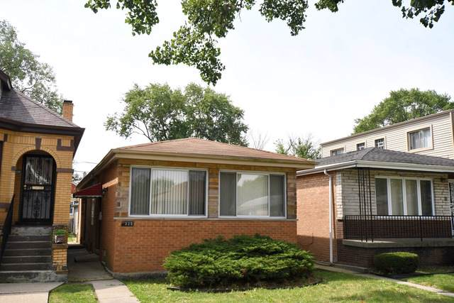 325 W 102nd Street, Chicago, IL 60628 (MLS #10493035) :: Angela Walker Homes Real Estate Group