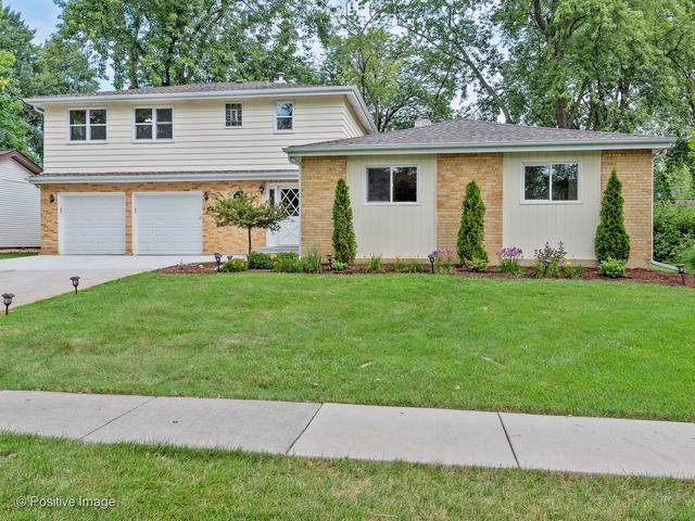 540 Milton Lane, Hoffman Estates, IL 60169 (MLS #10493042) :: Berkshire Hathaway HomeServices Snyder Real Estate