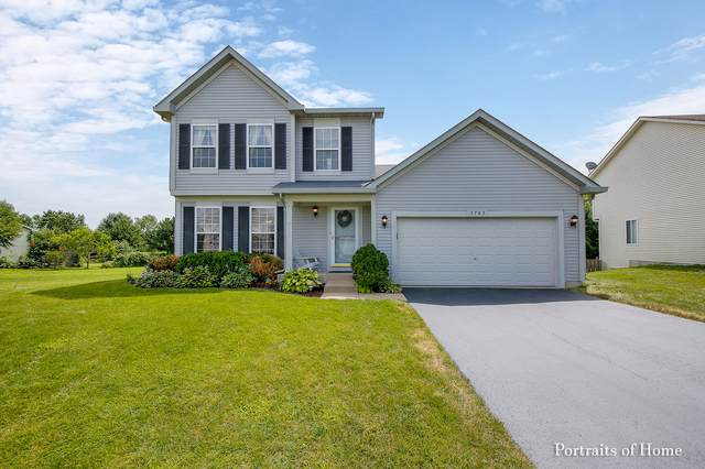 1703 William Drive, Romeoville, IL 60446 (MLS #10493047) :: Berkshire Hathaway HomeServices Snyder Real Estate