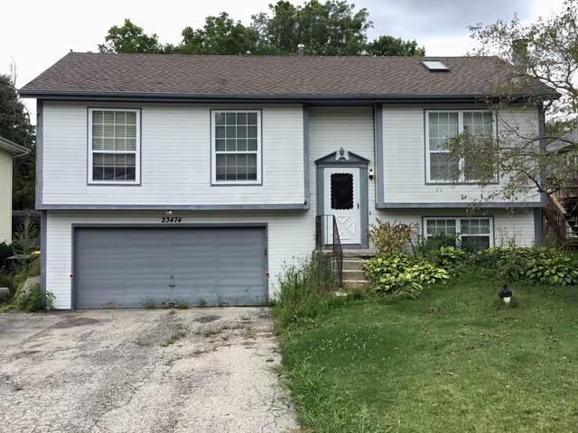23474 N Overhill Drive, Lake Zurich, IL 60047 (MLS #10493052) :: John Lyons Real Estate