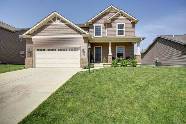 1411 Stonecrest Drive, Mahomet, IL 61853 (MLS #10493053) :: Berkshire Hathaway HomeServices Snyder Real Estate