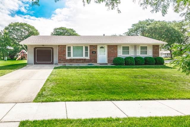 323 Marie Lane, Schaumburg, IL 60193 (MLS #10493059) :: Angela Walker Homes Real Estate Group