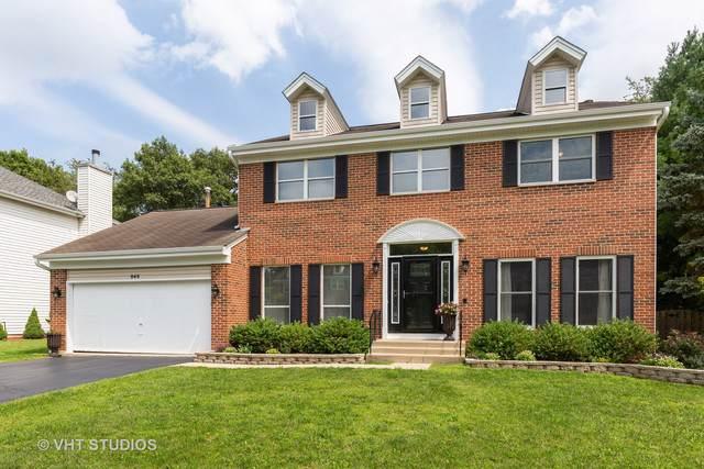 645 Old Oak Circle, Algonquin, IL 60102 (MLS #10493060) :: John Lyons Real Estate