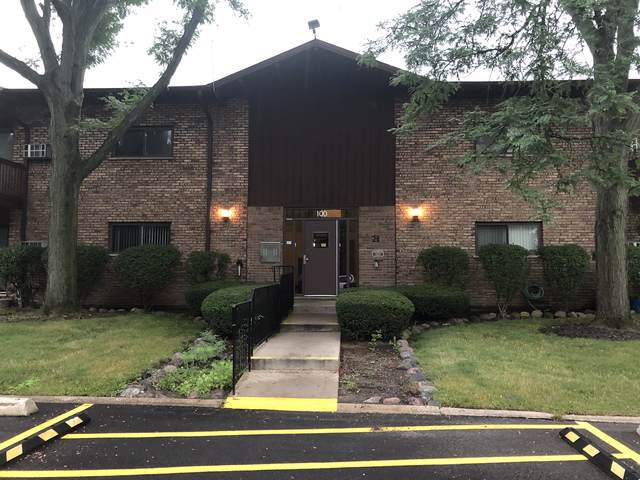 100 Willow Lane B216, Willow Springs, IL 60480 (MLS #10493064) :: The Wexler Group at Keller Williams Preferred Realty