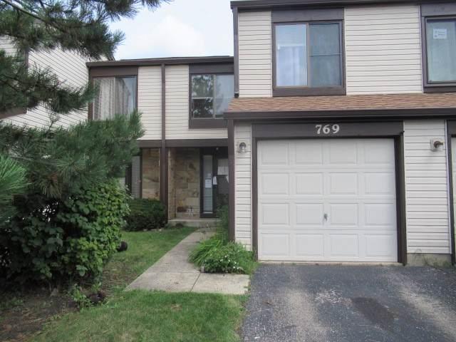 769 Colorado Court, Carol Stream, IL 60188 (MLS #10493069) :: John Lyons Real Estate