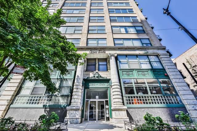 1322 S Wabash Avenue #403, Chicago, IL 60605 (MLS #10493070) :: Touchstone Group