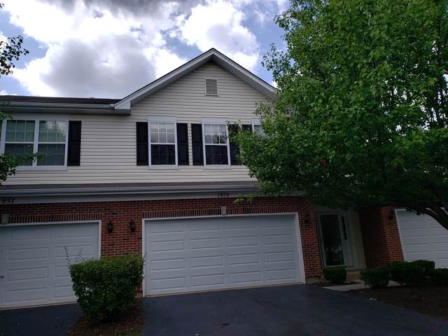 1959 W Crestview Circle #1, Romeoville, IL 60446 (MLS #10493128) :: Berkshire Hathaway HomeServices Snyder Real Estate