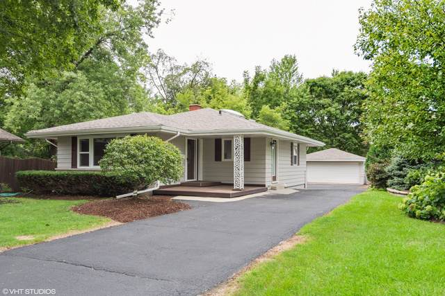 1437 N Eagle Street, Naperville, IL 60563 (MLS #10493148) :: Property Consultants Realty