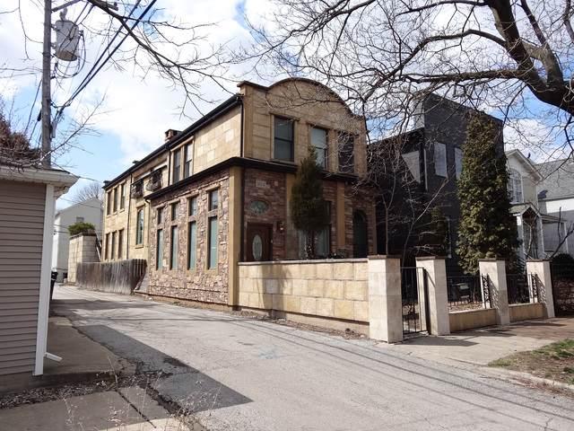 3014 N Hamilton Avenue, Chicago, IL 60618 (MLS #10493152) :: Angela Walker Homes Real Estate Group