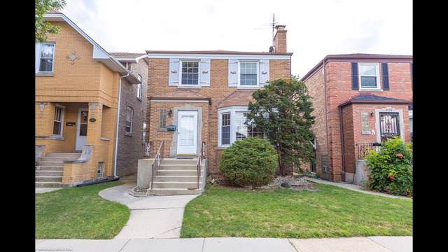 4154 N Austin Avenue, Chicago, IL 60634 (MLS #10493160) :: Property Consultants Realty