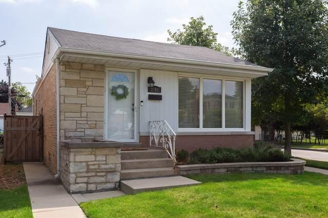 3701 N Pioneer Avenue, Chicago, IL 60634 (MLS #10493174) :: Angela Walker Homes Real Estate Group