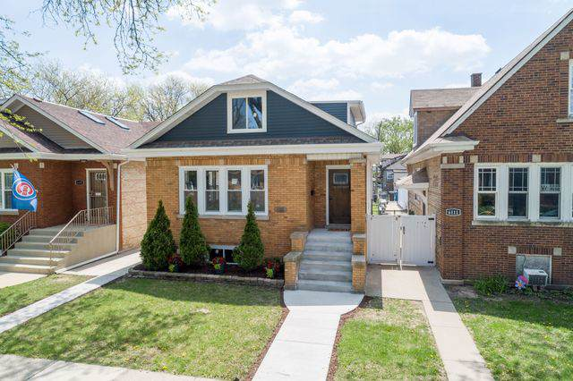 6109 W Newport Avenue, Chicago, IL 60634 (MLS #10493181) :: Angela Walker Homes Real Estate Group