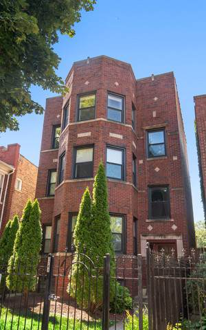 1741 W Albion Avenue #1, Chicago, IL 60626 (MLS #10493201) :: Berkshire Hathaway HomeServices Snyder Real Estate