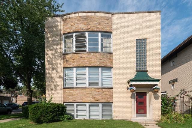 1648 Clarence Avenue, Berwyn, IL 60402 (MLS #10493225) :: Angela Walker Homes Real Estate Group