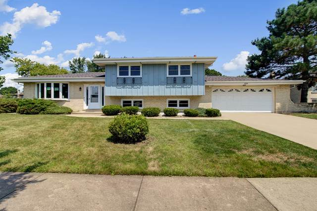 1534 W Mulloy Drive, Addison, IL 60101 (MLS #10493233) :: Berkshire Hathaway HomeServices Snyder Real Estate
