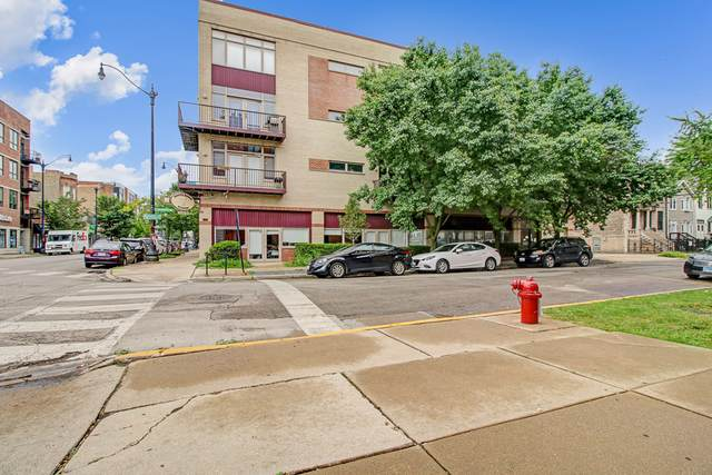 3069 W Armitage Avenue W 2S1, Chicago, IL 60647 (MLS #10493236) :: Angela Walker Homes Real Estate Group