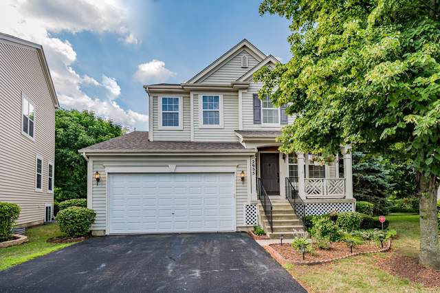 2955 Scott Court, Lisle, IL 60532 (MLS #10493237) :: Berkshire Hathaway HomeServices Snyder Real Estate