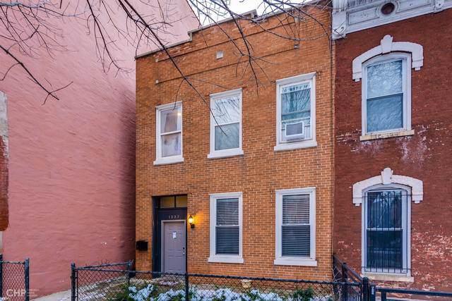 1337 N Wicker Park Avenue, Chicago, IL 60622 (MLS #10493238) :: Property Consultants Realty