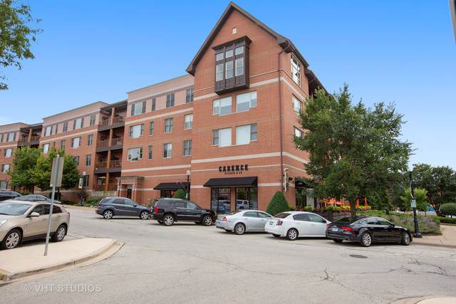 935 Burlington Avenue #206, Downers Grove, IL 60515 (MLS #10493257) :: Property Consultants Realty