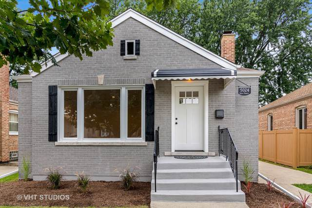 5024 N Nordica Avenue, Chicago, IL 60656 (MLS #10493260) :: Property Consultants Realty