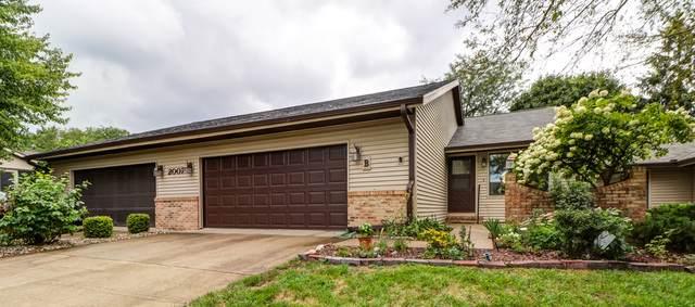 2007 Eagle Ridge Court B, Urbana, IL 61802 (MLS #10493268) :: Berkshire Hathaway HomeServices Snyder Real Estate