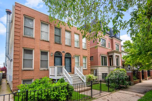 3543 N Bosworth Avenue C, Chicago, IL 60657 (MLS #10493270) :: Berkshire Hathaway HomeServices Snyder Real Estate