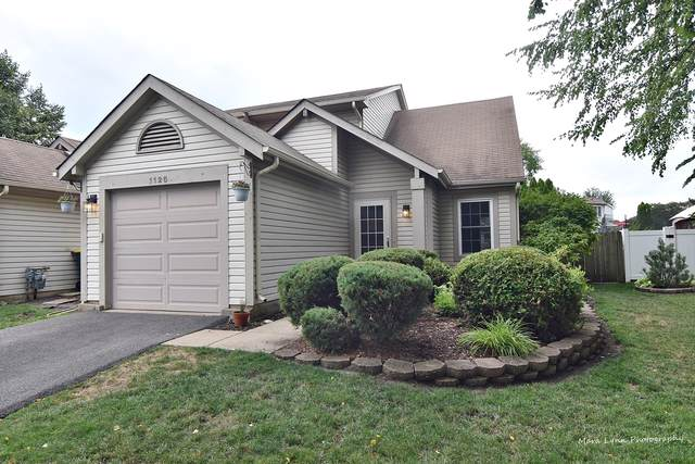 1126 Bradbury Circle #1126, Carol Stream, IL 60188 (MLS #10493283) :: Angela Walker Homes Real Estate Group