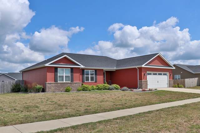 310 W Lincoln Street, Fisher, IL 61843 (MLS #10493291) :: Berkshire Hathaway HomeServices Snyder Real Estate