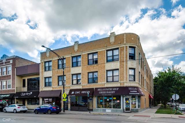 2623 W Lawrence Avenue 2E, Chicago, IL 60625 (MLS #10493310) :: Angela Walker Homes Real Estate Group