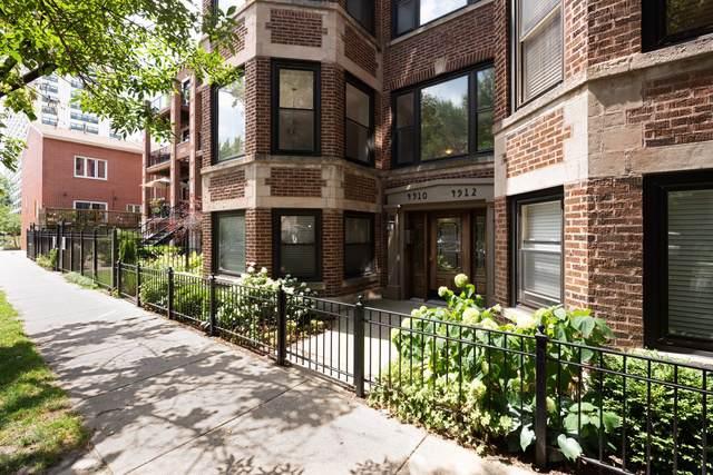 4910 N Winthrop Avenue 2S, Chicago, IL 60640 (MLS #10493314) :: Angela Walker Homes Real Estate Group