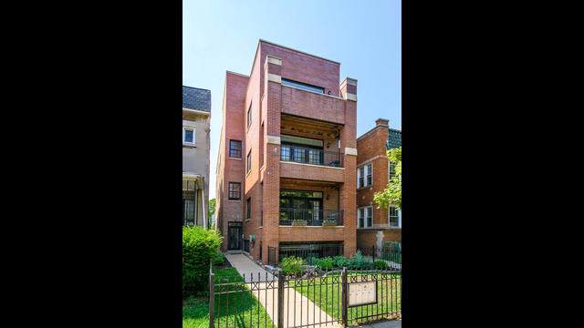 2068 N Humboldt Boulevard #3, Chicago, IL 60647 (MLS #10493317) :: Property Consultants Realty