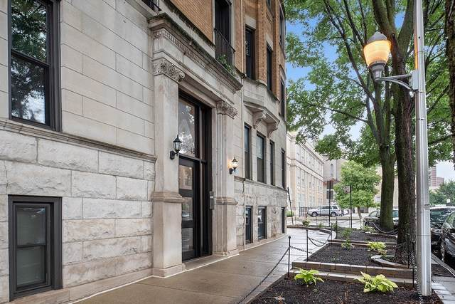 1050 W Buena Avenue 3A, Chicago, IL 60613 (MLS #10493321) :: Angela Walker Homes Real Estate Group