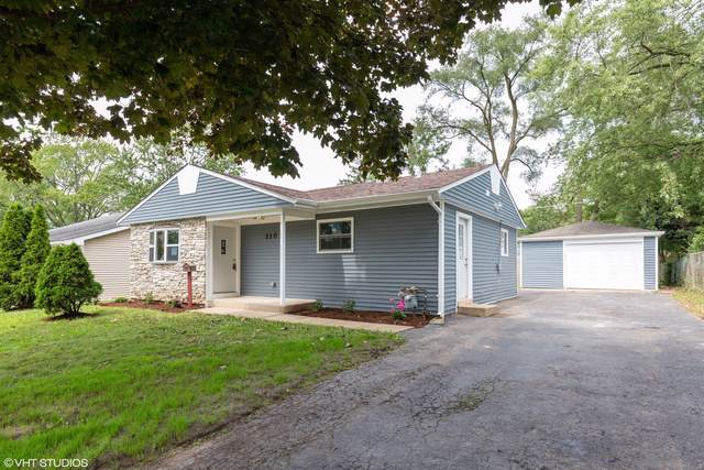 110 Hazard Road, Carpentersville, IL 60110 (MLS #10493327) :: The Wexler Group at Keller Williams Preferred Realty