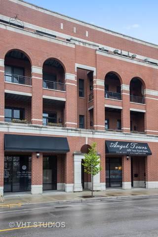 4727 N Clark Street 2N, Chicago, IL 60640 (MLS #10493344) :: John Lyons Real Estate