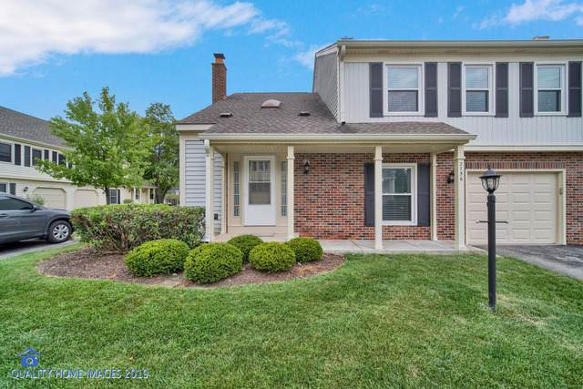 2756 College Hill Circle, Schaumburg, IL 60173 (MLS #10493345) :: The Wexler Group at Keller Williams Preferred Realty