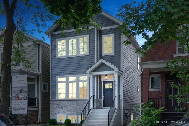 1633 W Hollywood Avenue, Chicago, IL 60660 (MLS #10493360) :: Angela Walker Homes Real Estate Group
