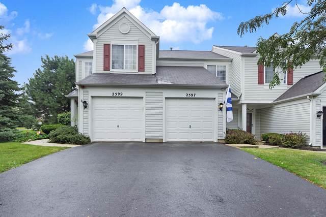 2597 Arcadia Circle, Naperville, IL 60540 (MLS #10493362) :: Ryan Dallas Real Estate