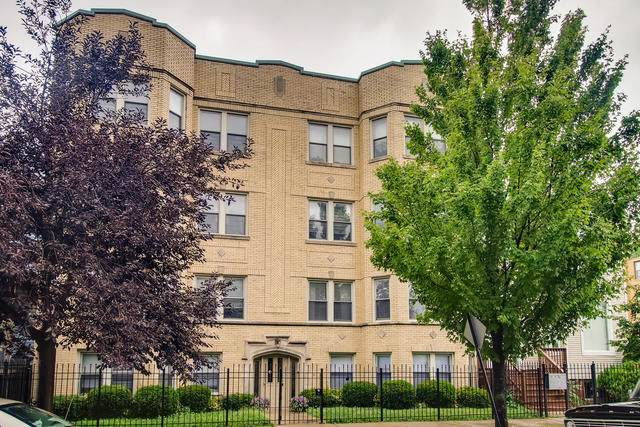 3402 W Mclean Avenue G, Chicago, IL 60647 (MLS #10493434) :: Property Consultants Realty