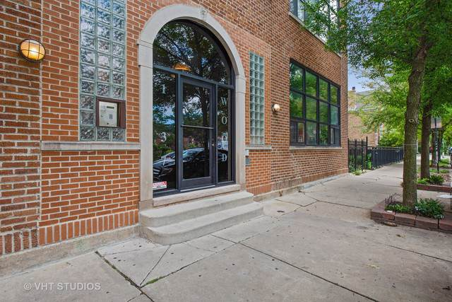 1137 N Wood Street 1H, Chicago, IL 60622 (MLS #10493442) :: Property Consultants Realty
