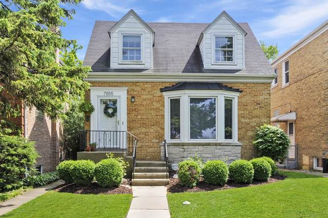 7555 W Isham Avenue, Chicago, IL 60631 (MLS #10493452) :: Property Consultants Realty