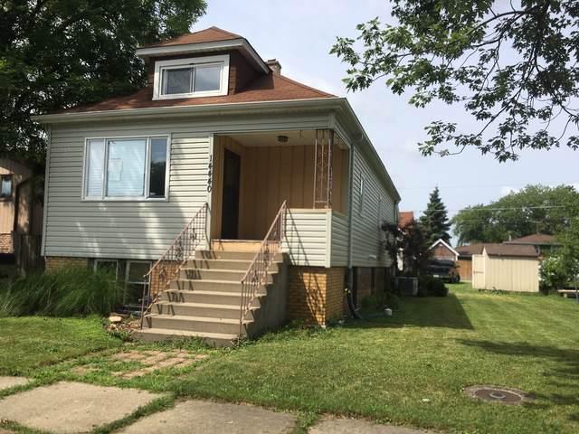 14440 S Blaine Avenue, Posen, IL 60469 (MLS #10493456) :: Angela Walker Homes Real Estate Group